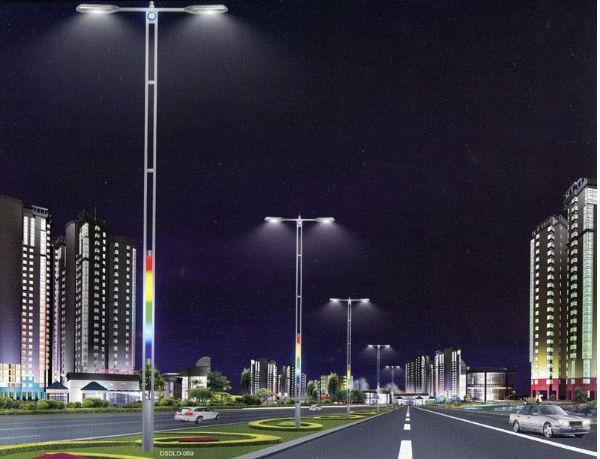 为节能省电 台湾头城镇全面更换LED路灯黄山